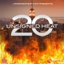 Unsigned Heat 20 mixtape cover art