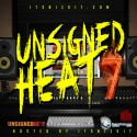 Unsigned Heat 7 mixtape cover art