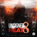 Unsigned Heat 8 mixtape cover art