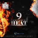 Unsigned Heat 9 mixtape cover art