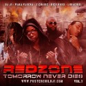 Red Zone (Tomorrow Never Dies) mixtape cover art