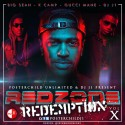 Red Zone 10 (Redemption) mixtape cover art