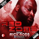 Red Zone 9 (Hosted By Rick Ross) mixtape cover art