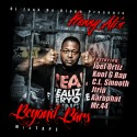 Kenny Ali - Beyond Bars mixtape cover art