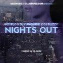 KeyFlo, DJ YungKiidd & DJ Blizzy - Nights Out mixtape cover art