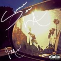 #SummerInLA mixtape cover art