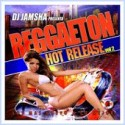 Reggaeton Hot Release, Vol. 2 mixtape cover art