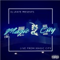 Live At Magic mixtape cover art