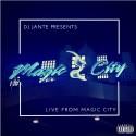 Live At Magic mixtape cover art