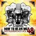 How To Be An MC 48 mixtape cover art