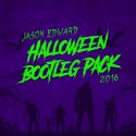 Halloween Bootleg Pack 2016 mixtape cover art