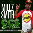 Millz Smith - Chasing Checks mixtape cover art