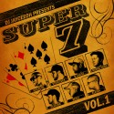 Super 7 mixtape cover art