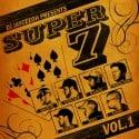 Super 7 mixtape cover art
