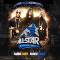 All Star Weekend (Hosted By Marquis Daniels & Mareese Speights) mixtape cover art