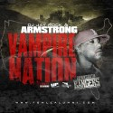 Armstrong - Vampire Nation mixtape cover art