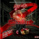 Bigg Mike - Sacrifices 2 mixtape cover art