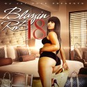 Blazin R&B 18 mixtape cover art