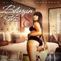 Blazin R&B 18 mixtape cover art