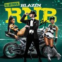 Blazin R&B 24 mixtape cover art