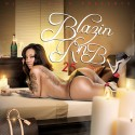 Blazin R&B 25 mixtape cover art