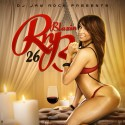 Blazin R&B 26 mixtape cover art