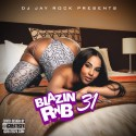 Blazin R&B 31 mixtape cover art