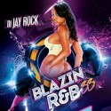 Blazin R&B 33 mixtape cover art