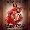 Blazin R&B 34 (Valentines Day Edition) mixtape cover art