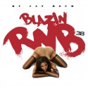 Blazin R&B 38 mixtape cover art