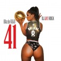 Blazin R&B 41 mixtape cover art