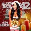 Blazin R&B 42 mixtape cover art