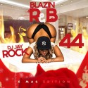 Blazin R&B 44 (X Mas Edition) mixtape cover art