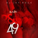 Blazin R&B 49 mixtape cover art