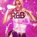 Blazin R&B 51 mixtape cover art