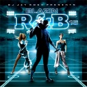Blazin' R&B 16 mixtape cover art