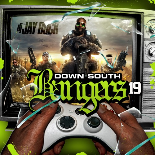 dj jay rock down south bangers 19