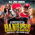 Down South Bangers 25 (Hosted By Rich Homie Quan) mixtape cover art