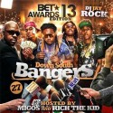 Down South Bangers 27 BET Awards Edition (Hosted By Migos & Rich The Kid) mixtape cover art
