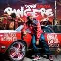 Down South Bangers 30 (Hosted By Bankroll Fresh & Skooly) mixtape cover art