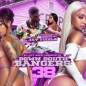 Down South Bangers 38 (Hosted By Jay Fizzle) mixtape cover art