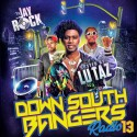 Down South Bangers Radio 13 (Hosted By Lu Taz) mixtape cover art
