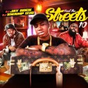 Feed The Streets 10 mixtape cover art