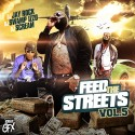 Feed The Streets 5 mixtape cover art