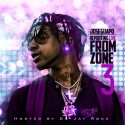 Jose Guapo - Reporting Live From Zone 3 mixtape cover art