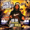 KB Da Juggman - 1st Quarter mixtape cover art