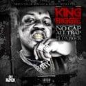 King Biggie - No Cap All Trap mixtape cover art