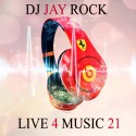Live 4 Music 21 mixtape cover art