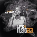 Live 4 Music 23 (Hosted By YT Triz) mixtape cover art