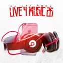 Live 4 Music 26 mixtape cover art